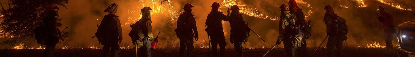 CAL FIRE Situation Report Photo