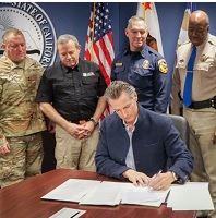 Governor Gavin Newsom Signs Executive Order