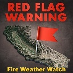 Fire Weather Watch / Red Flag Warning Graphic