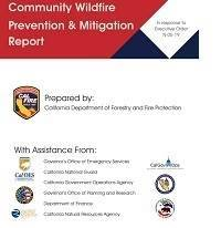 45-Day Report Cover - 35 Priority Projects Identified for Prevention and Mitigation